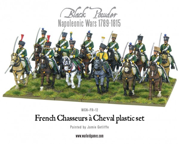 French Chasseurs à Cheval