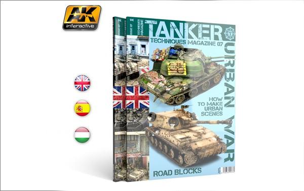 Tanker Issue 07 - Urban Combats (Englisch)
