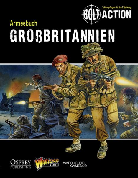 Armeebuch Großbritannien