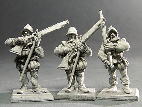 Musketiere des Imperiums