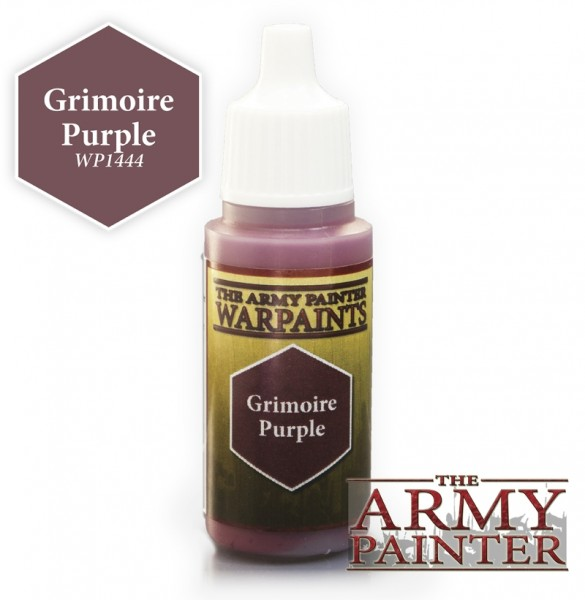 Grimoire Purple - Warpaints
