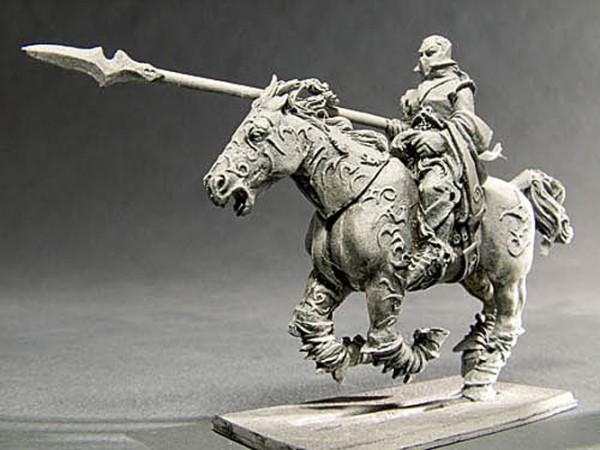Dunkelelfen leichte Kavallerie IV
