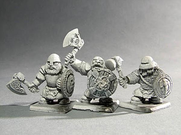 Krieger der Zwerge IV