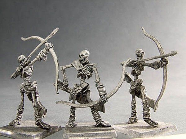 Wächter der Gräber Bogenschützen I