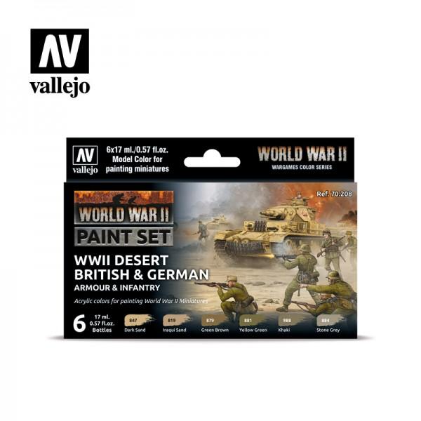 Model Color WWII Desert British & German Armour & Infantry.jpg