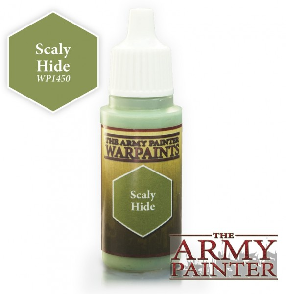 Scaly Hide - Warpaints