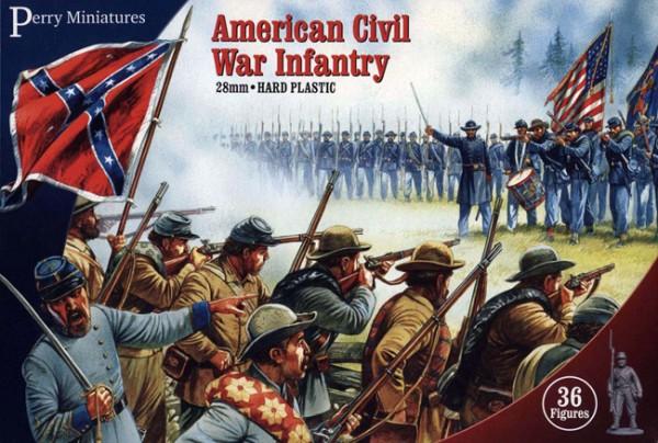 American Civil War Infantry