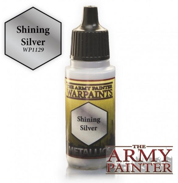 Shining Silver - Warpaints
