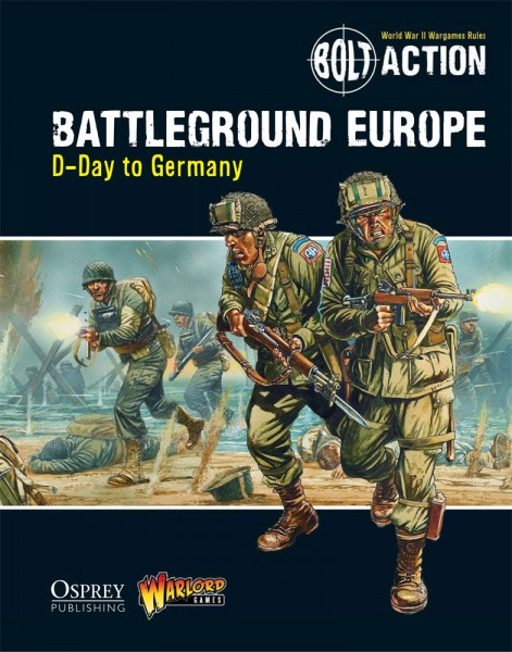 Battleground Europe D-Day to Germany