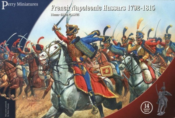Napolenic French Hussars 1792-1815