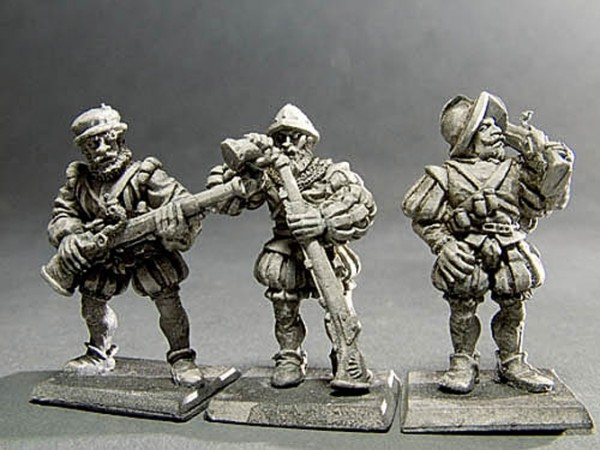 Imperiale Musketenschützen I
