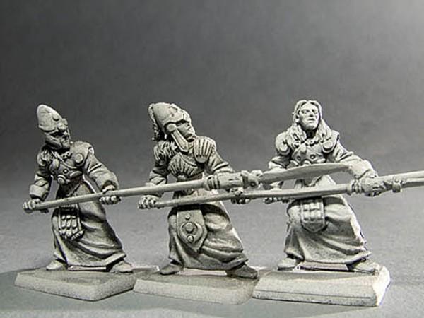 Elfen Jungferngarde Speerträger I