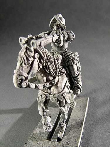 Leichte Kavallerie des Imperiums mit Pistole III