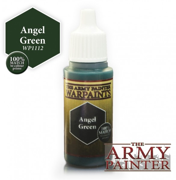Angel Green - Warpaints