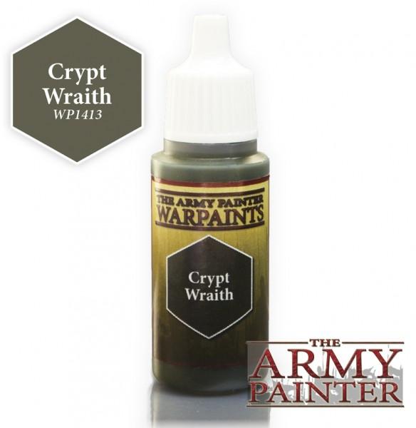 Crypt Wraith - Warpaints