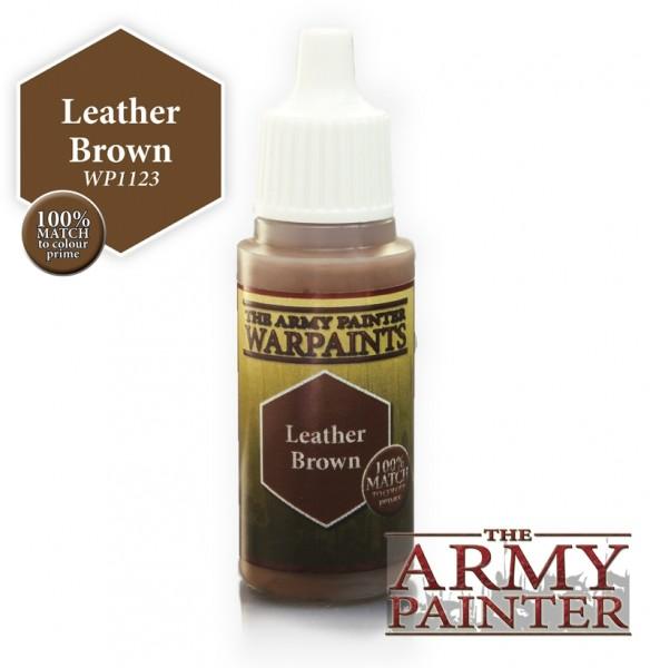 Leather Brown - Warpaints