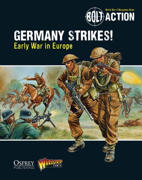 Germany Strikes!