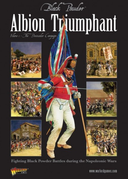 Albion Triumphant Pt1: The Peninsular Campaign