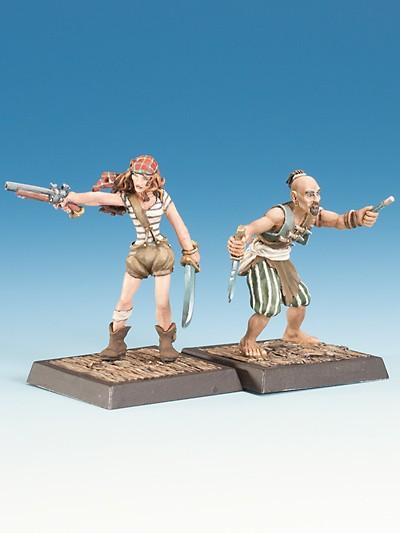 Piratin und Cuchillo 2