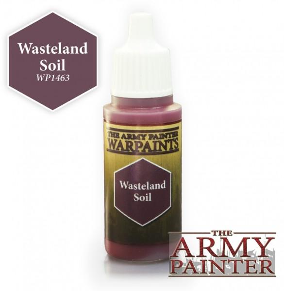 Wasteland Soil - Warpaints