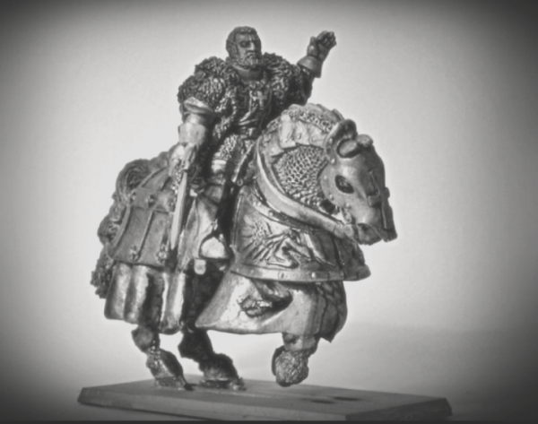 Held Corulus der schweren Kavallerie