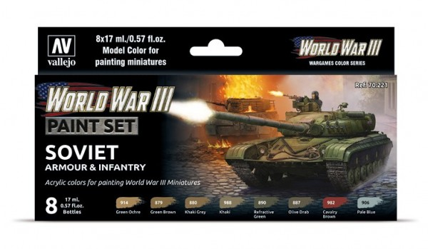 Model Color WWIII Soviet Armour & Infantry.jpg