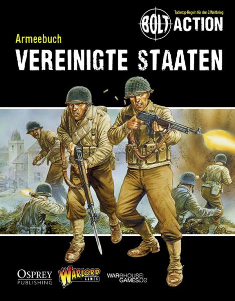 Armeebuch Vereinigten Staaten