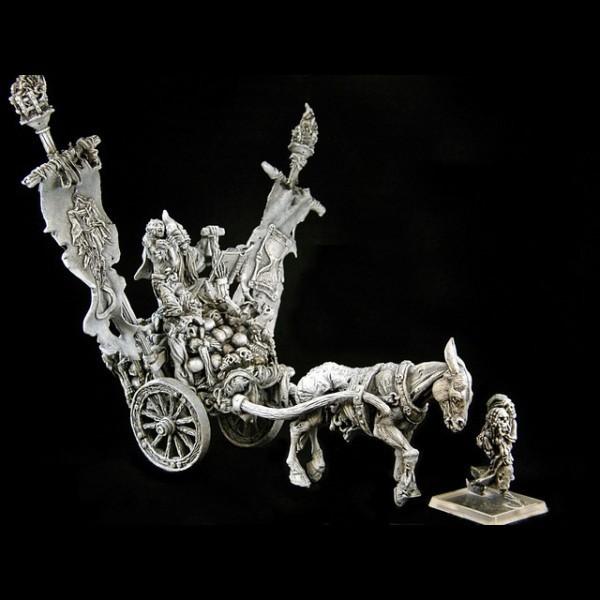 Skelettkarren des Seelenfängers