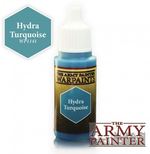 Hydra Turquoise - Warpaints