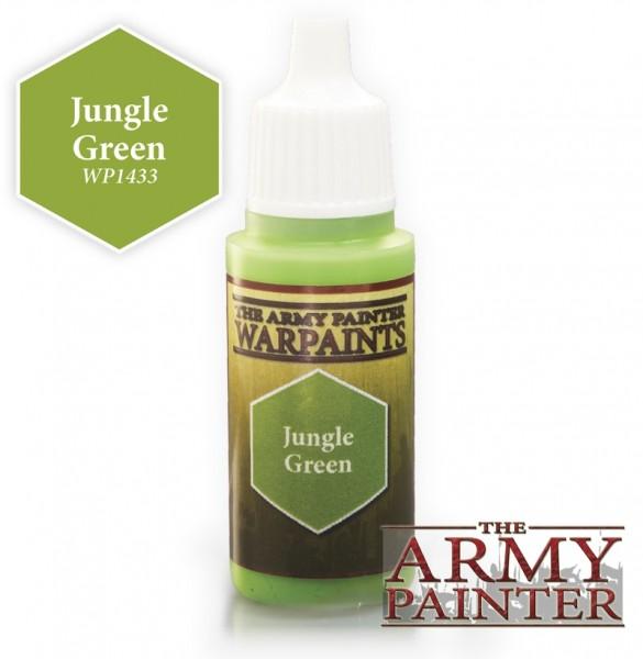 Jungle Green - Warpaints