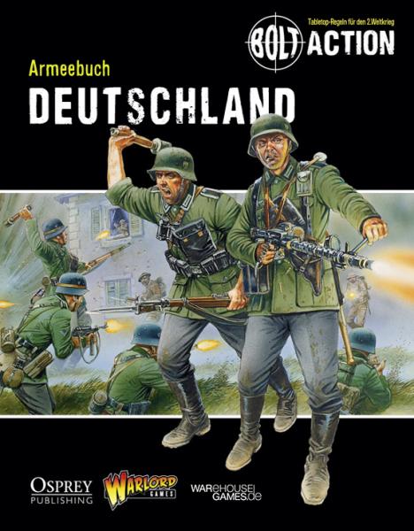 Armeebuch Deutschland