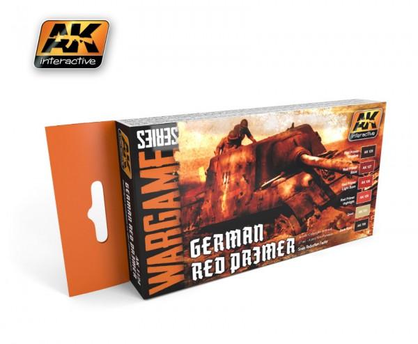 German Red Primer Set