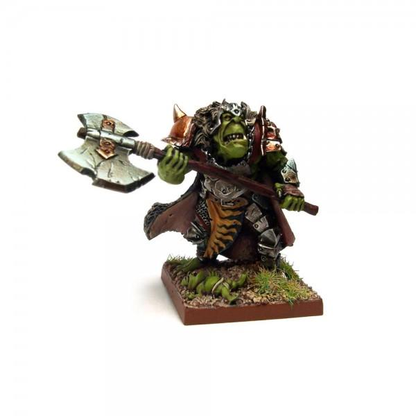 Ork Warlord Krudger
