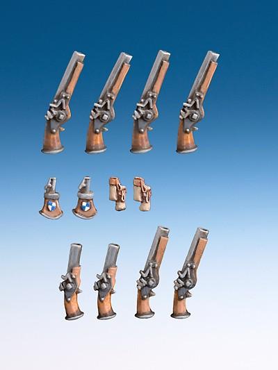 Imperiale Pistolen