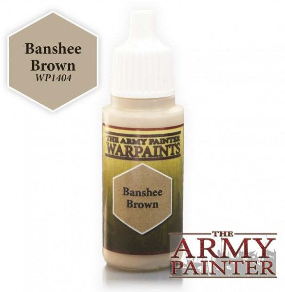 Banshee Brown - Warpaints