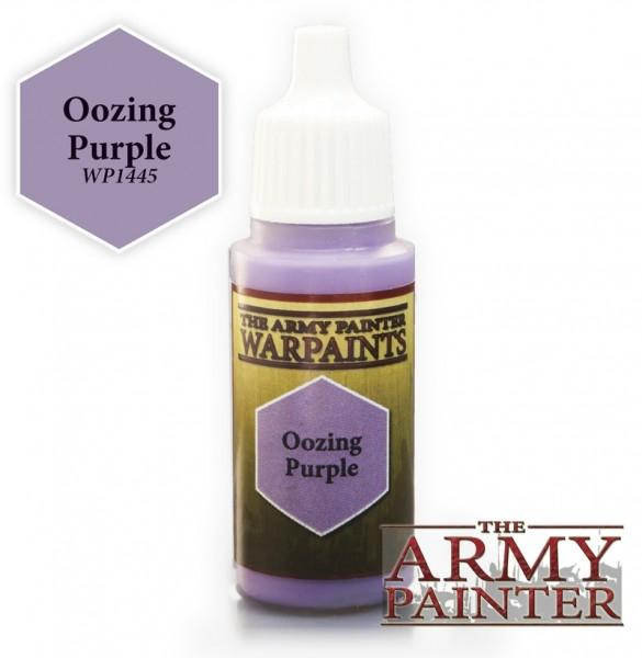 Oozing Purple - Warpaints