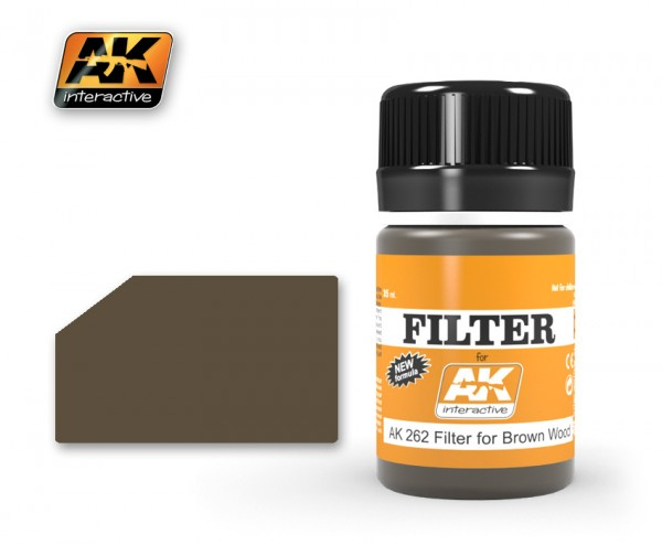 Filter For Brown Wood
