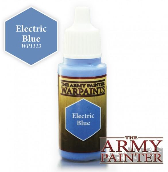 Electric Blue - Warpaints