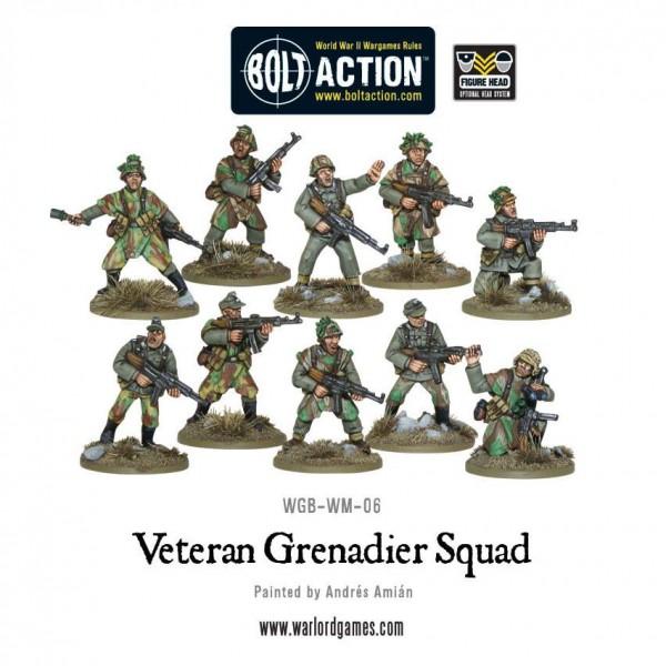 Veteran Grenadiers Squad