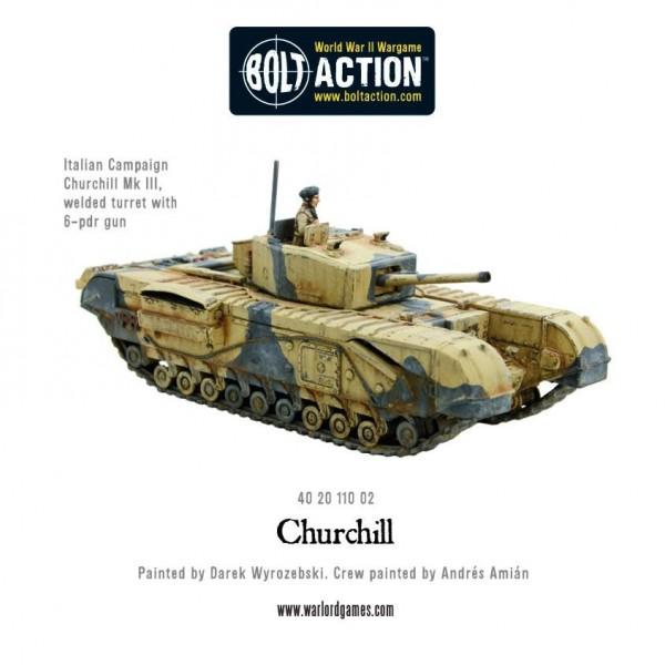 Churchill Infantry Tank