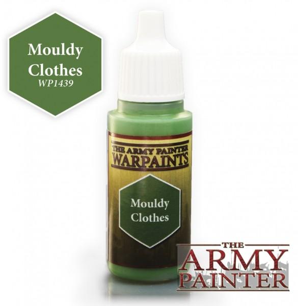 Mouldy Clothes - Warpaints