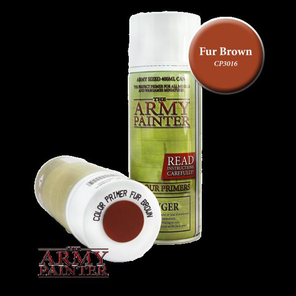 Colour Primer Rat Fur Brown