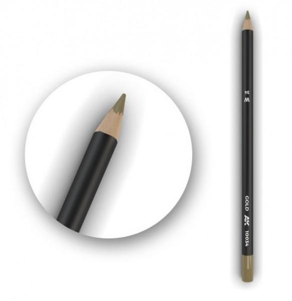 Watercolor Pencil Gold.jpg
