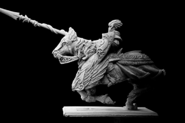 Elfen Ritter der geflügelten Kavallerie I