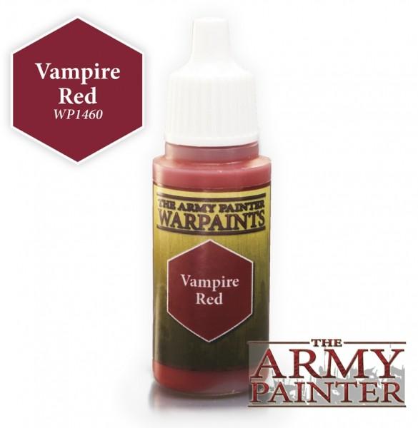 Vampire Red - Warpaints