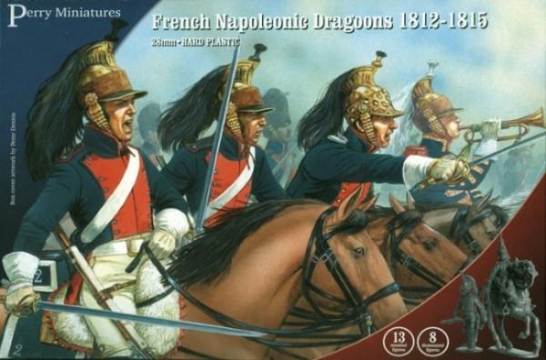 Napoleonic French Dragoons 1812-1815