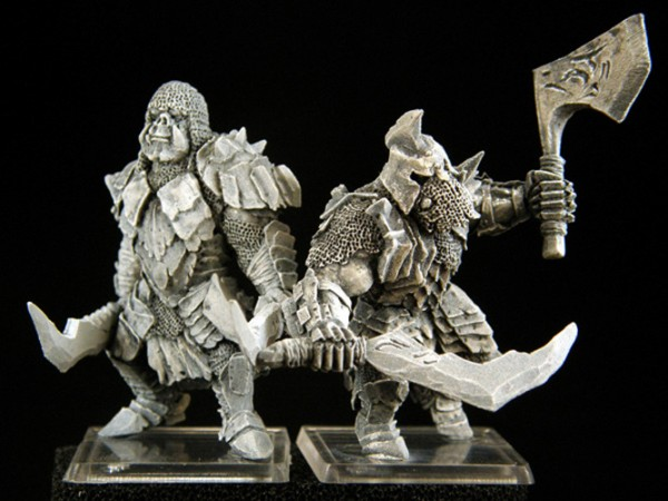 Schwarze Garde der Orks III