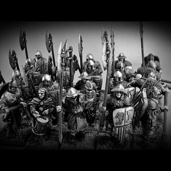 Landsknechte Regimentsbox