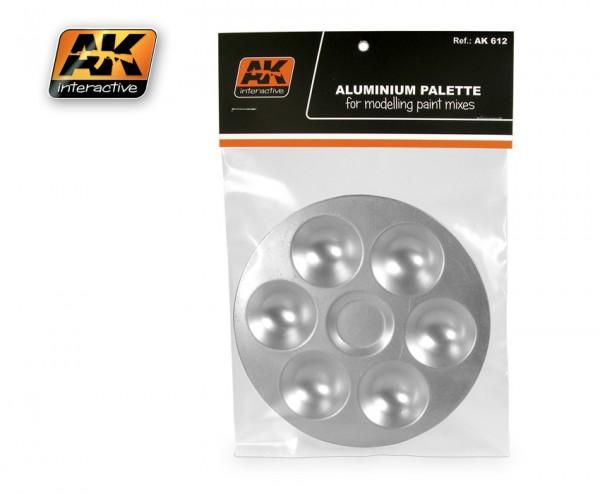 Aluminum Pallet 6 Wells