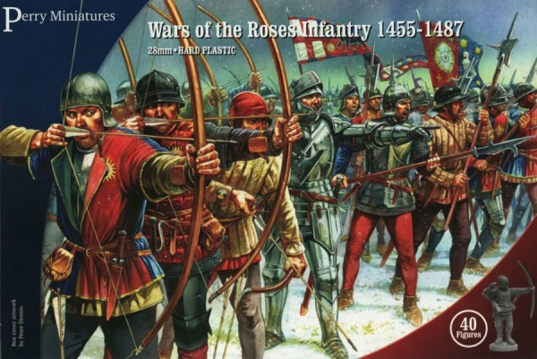 War Of The Roses Infantry